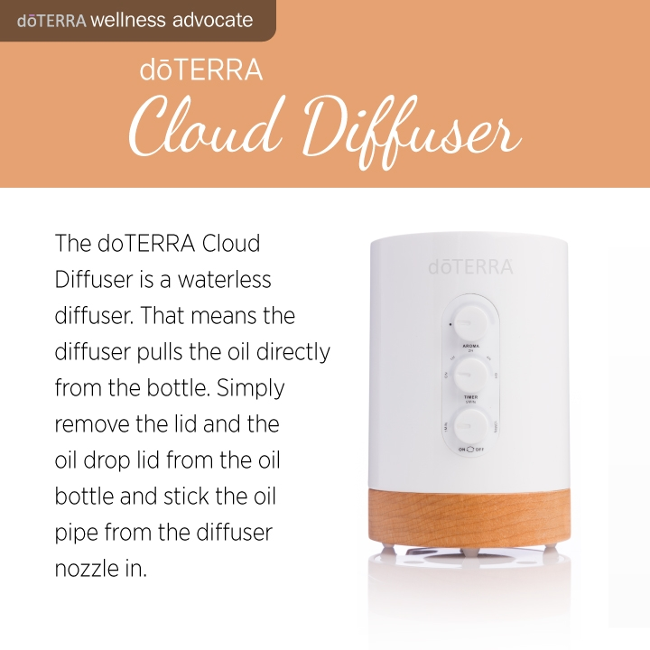 Doterra cloud diffuser Product Cards