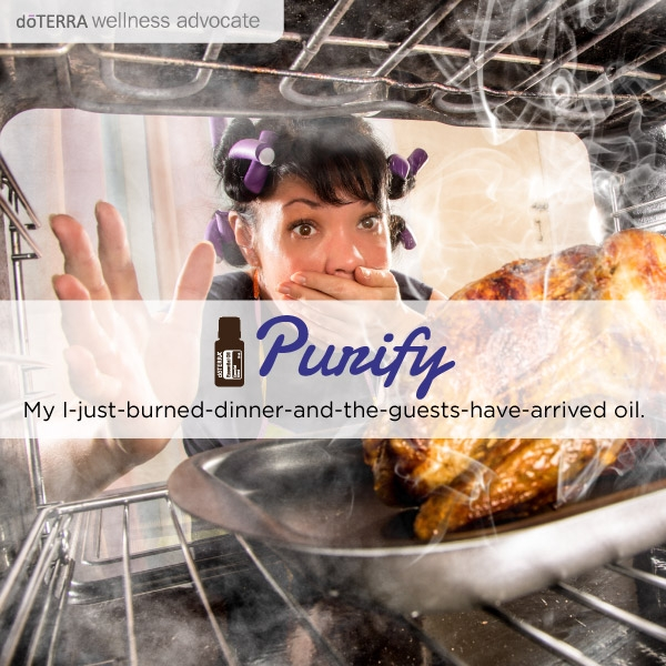 My Purify Oil for household smells