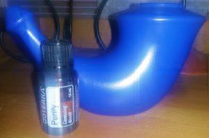 Doterra oils for sinus infection