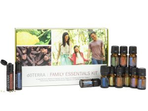 Doterra essential oils starter kit